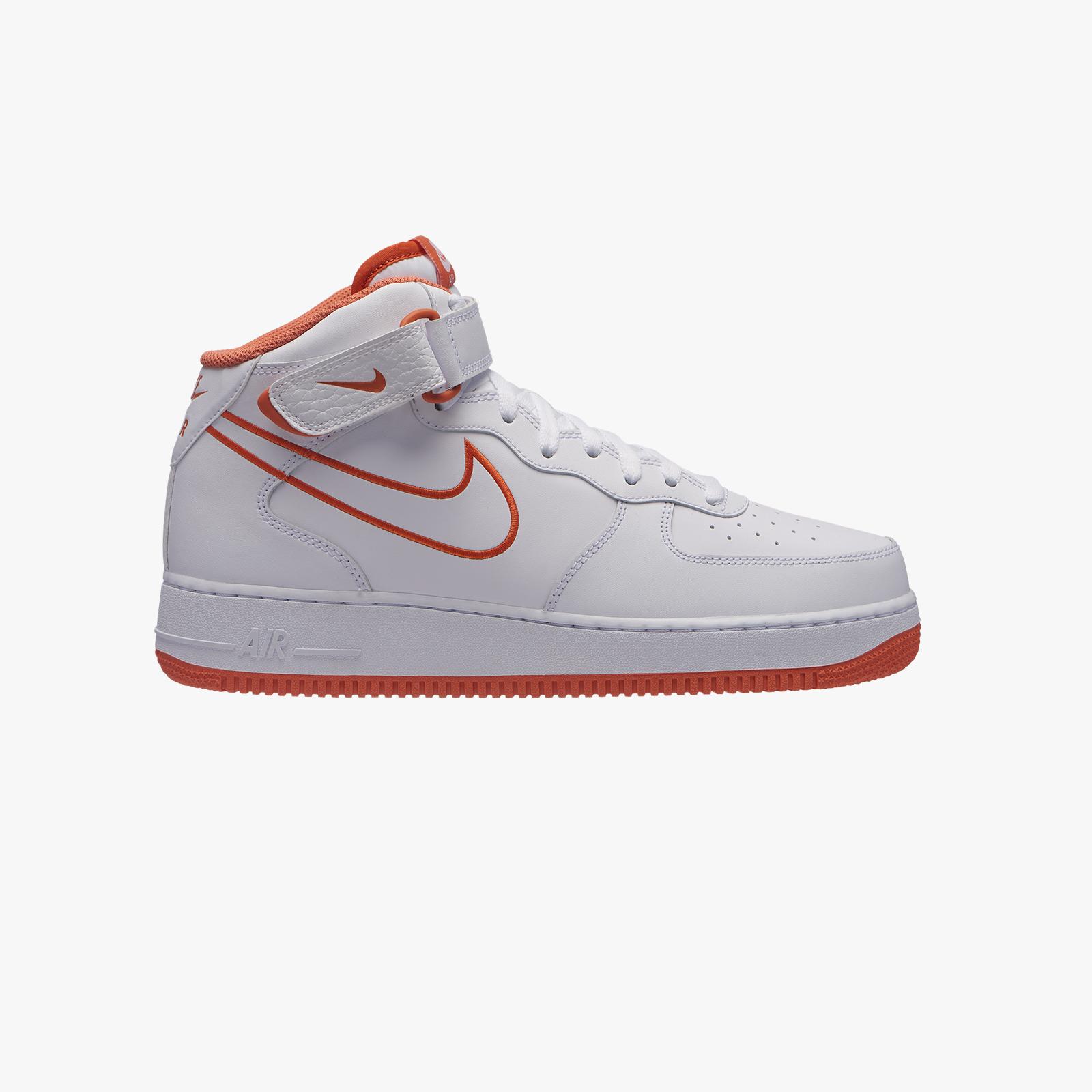 7072cbf65d527 Nike Air Force 1 Mid 07 - Aq8650-100 - Sneakersnstuff