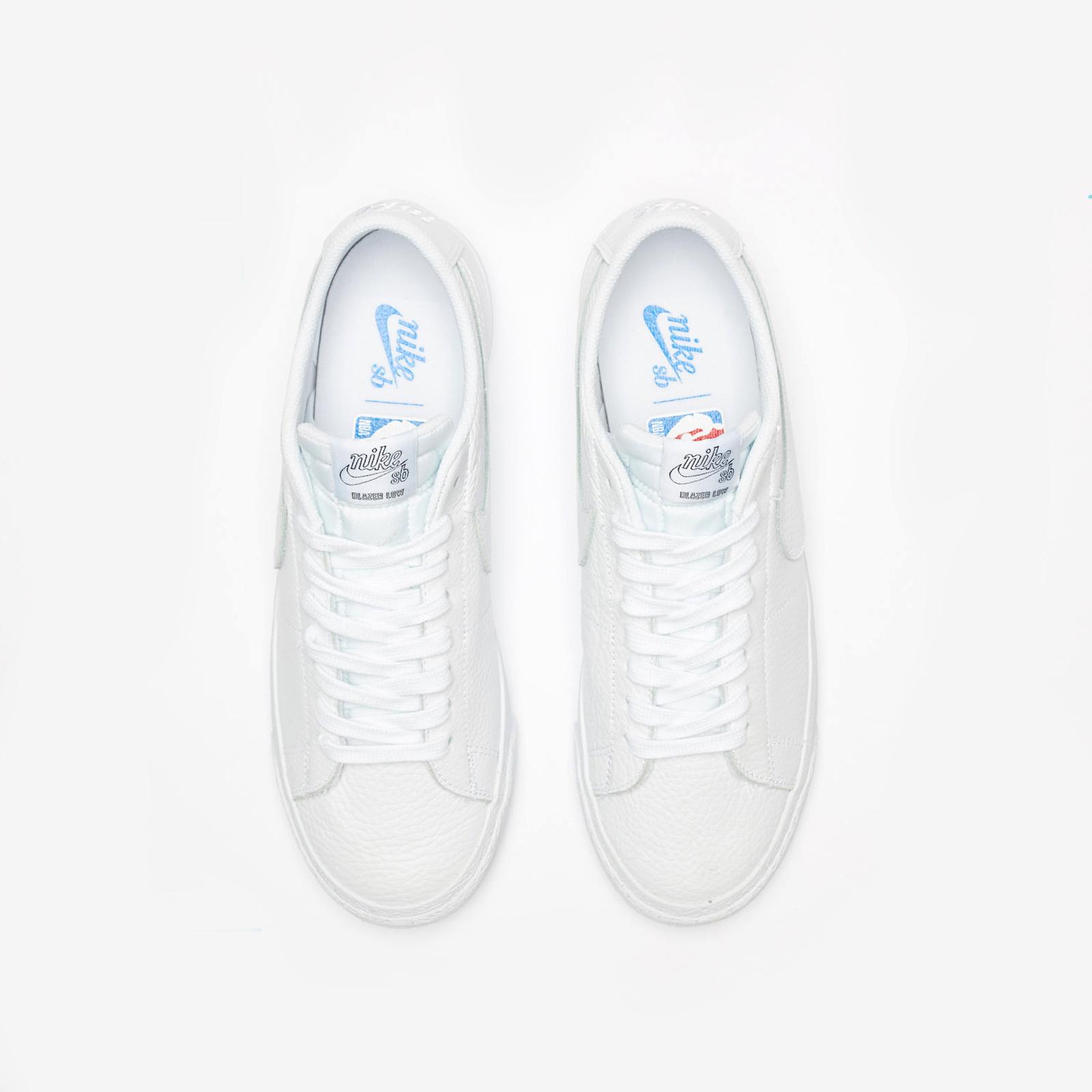 Nike Zoom Blazer Low NBA Ar1576 114 Sneakersnstuff