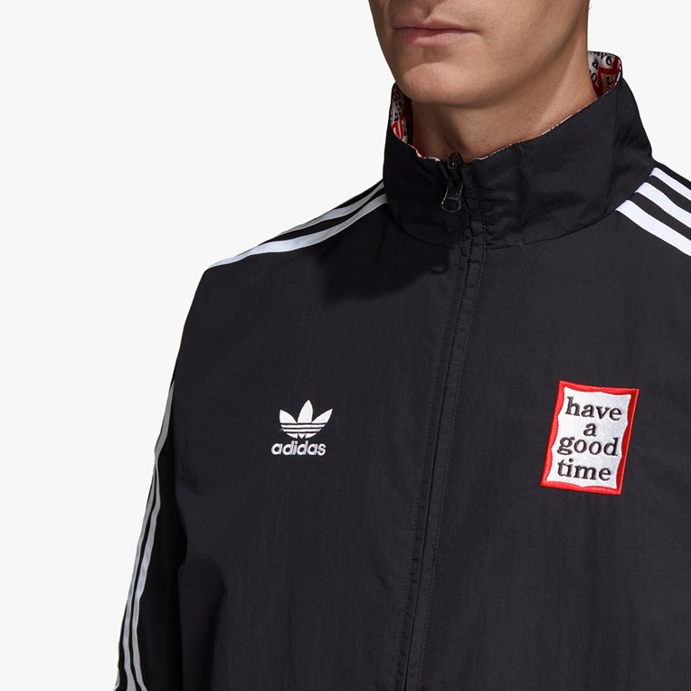 adidas Reversible Track Top x Have A Good Time Dp7444