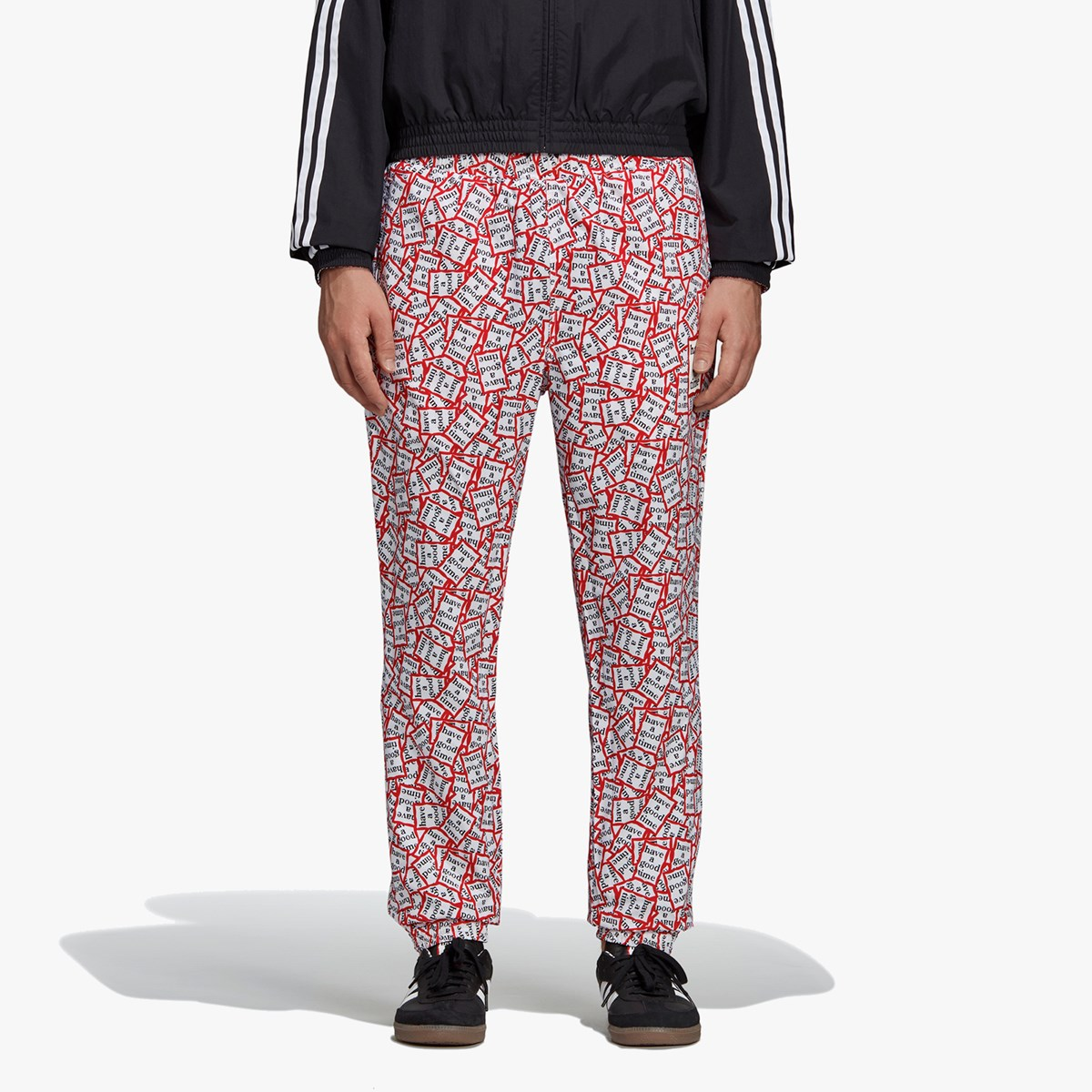 new style bd1c7 46ce7 adidas Reversible Track Pants x Have A Good Time - Dp7445 - Sneakersnstuff   sneakers  streetwear online since 1999
