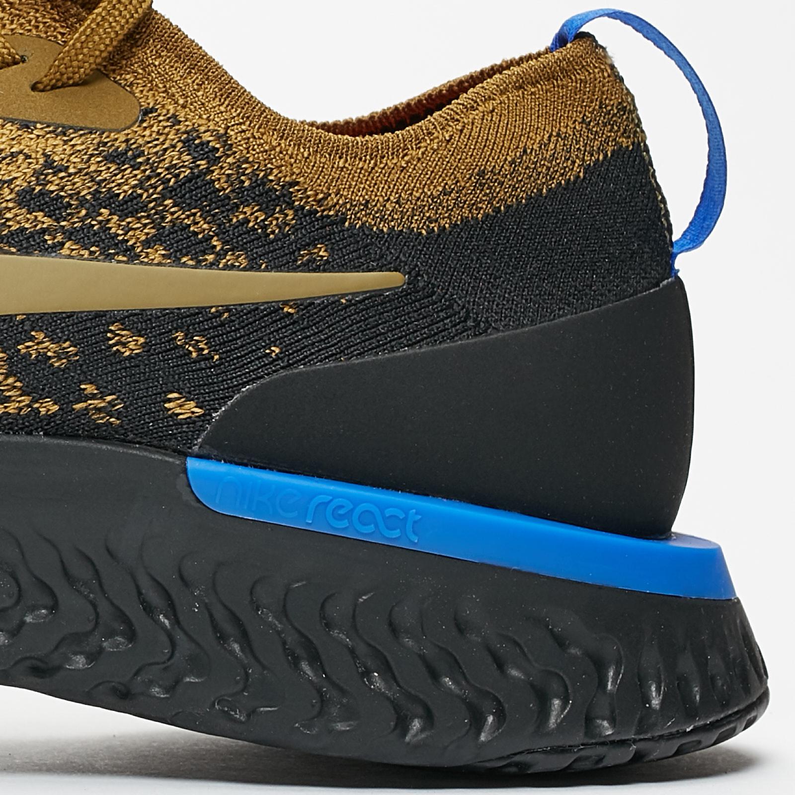 the best attitude 8c8b0 1712a Nike Epic React Flyknit - Aq0067-301 - Sneakersnstuff | sneakers ...