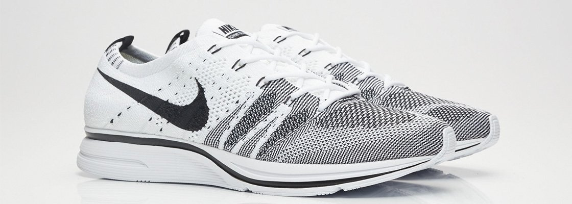 The Nike Flyknit Trainer, first released in 2012 made waves after Athletes wore them for the first time at the Olympic Games in London and just by using knit fabric from recycled plastic. The running shoe became quickly a stellar in the game because of its precise engineering, lightweight and seamless upper. The fit of the Nike Flyknit Trainer is like a second skin, Nike listened to the athletes who wanted a snug fit with lightweight while still having stability and durability.
