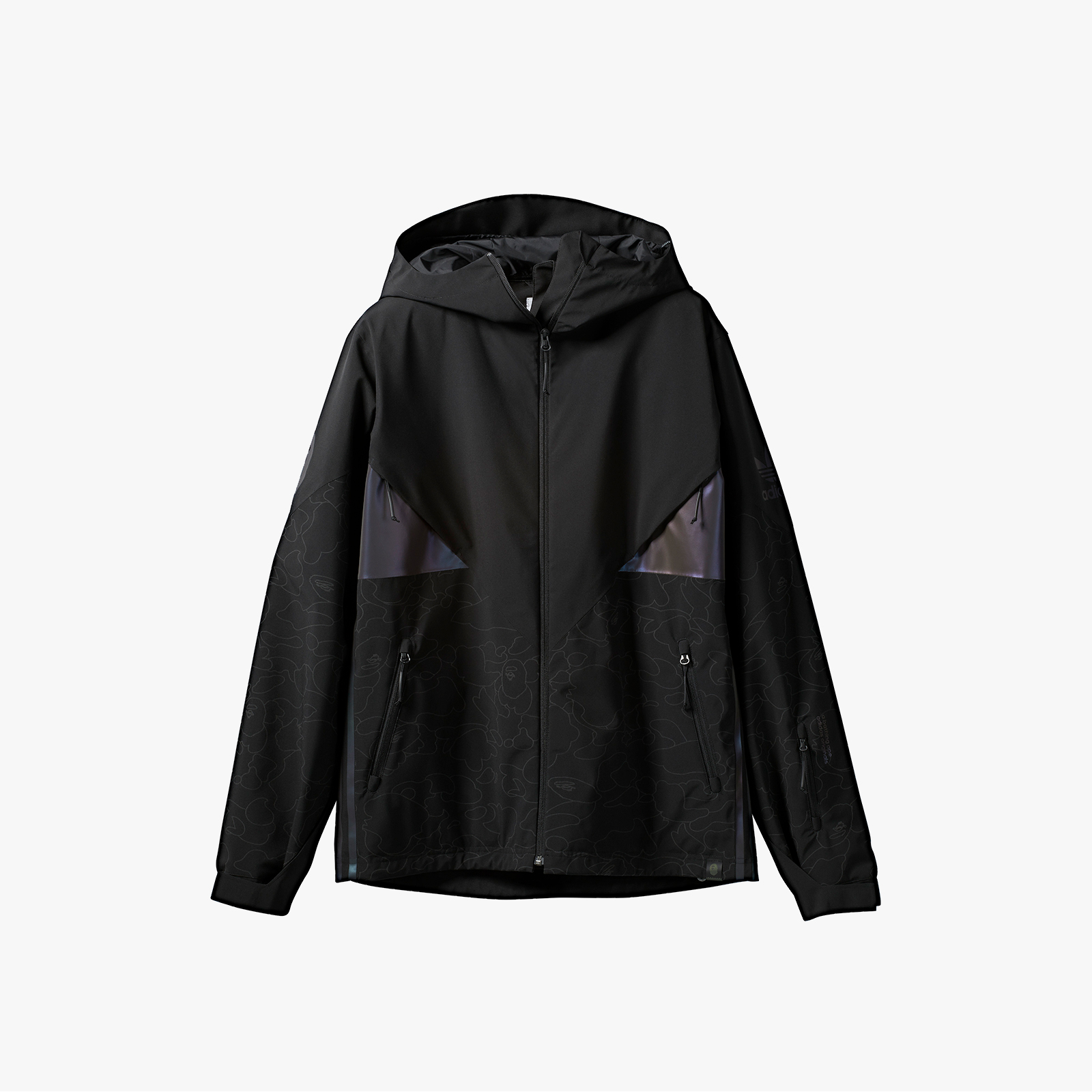 Adidas Snow Jacket x BAPE Du0202 Sneakersnstuff