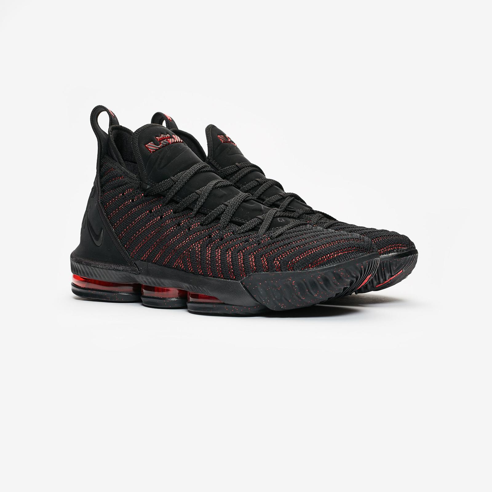 Nike LeBron XVI - Ao2588-002 - Sneakersnstuff  a3bb2b00d