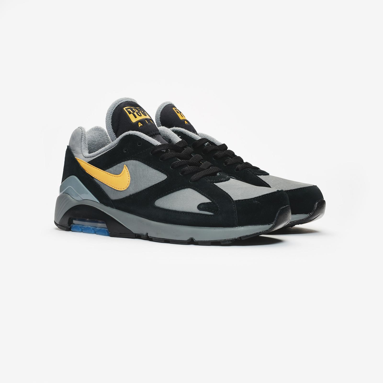 c9b4666292 Nike Air Max 180 - Av7023-001 - Sneakersnstuff | sneakers ...