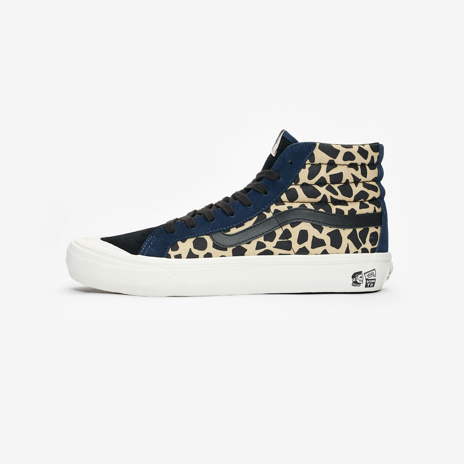 3f235e3fcb6 Vans TH Style 138 LX - Vn0a3zcoure - Sneakersnstuff