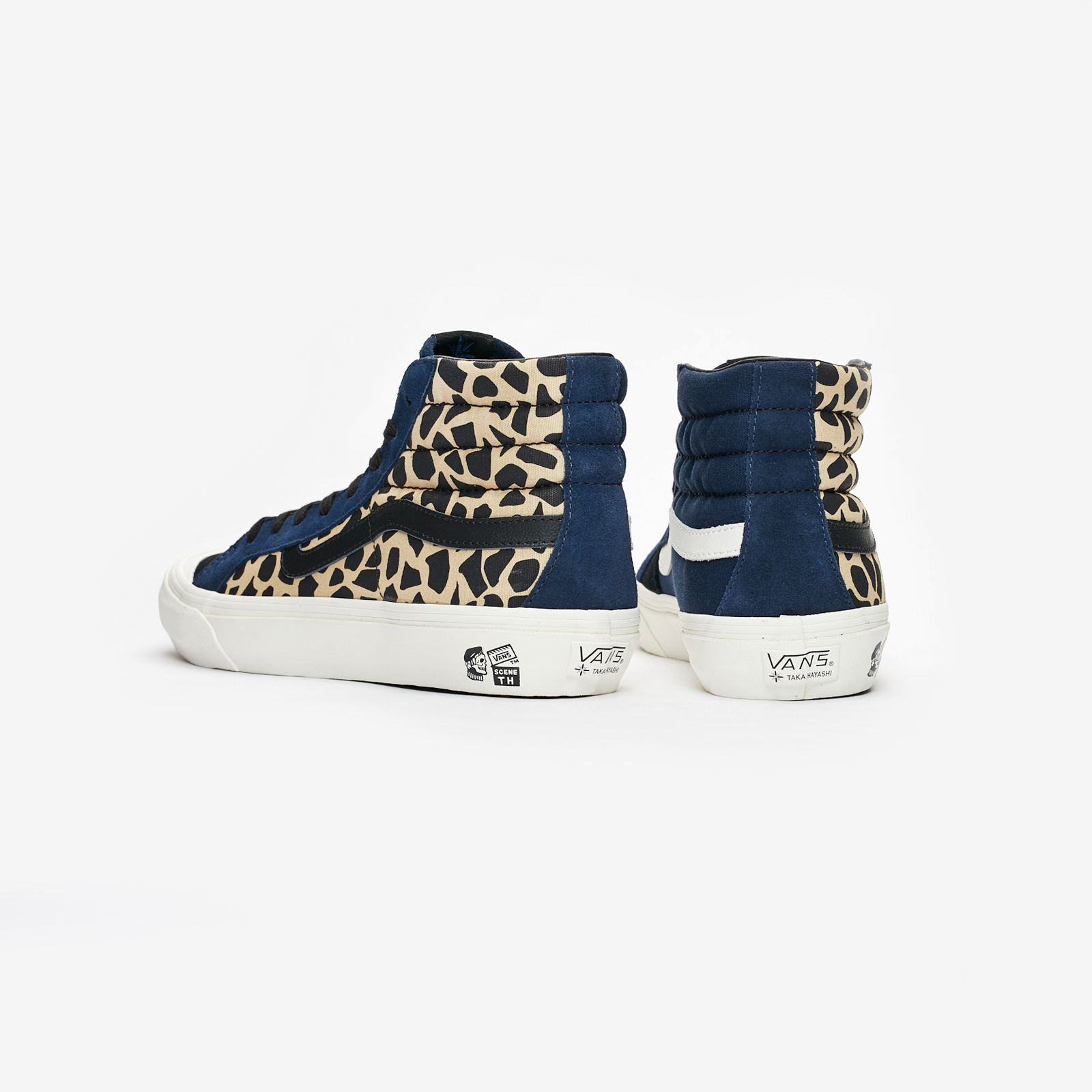 53ad3c61fb9 Vans TH Style 138 LX - Vn0a3zcoure - Sneakersnstuff
