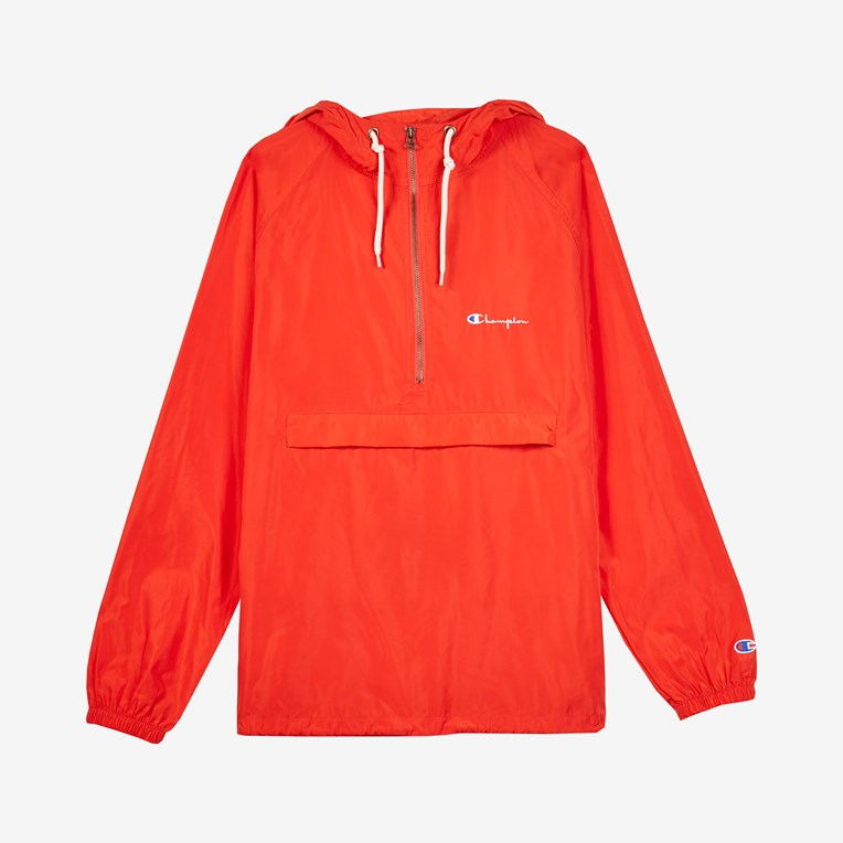 Champion Pop Over Hooded Jacket