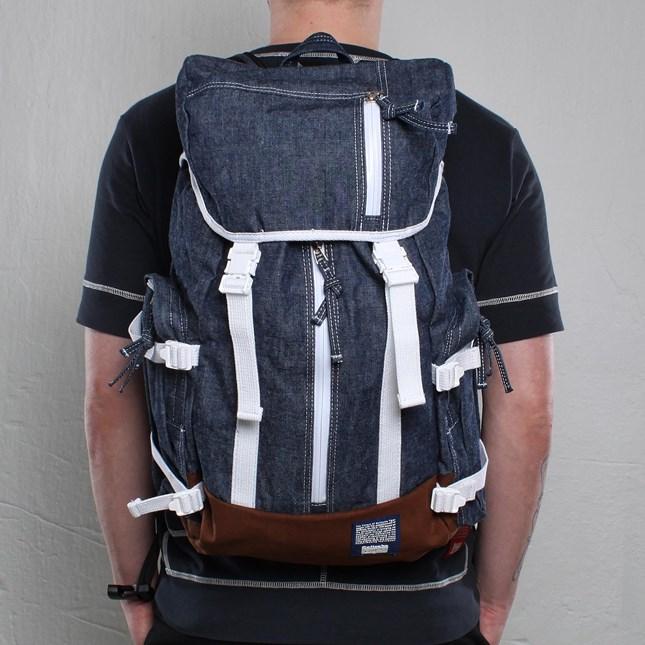 Onitsuka Tiger Indigo Backpack