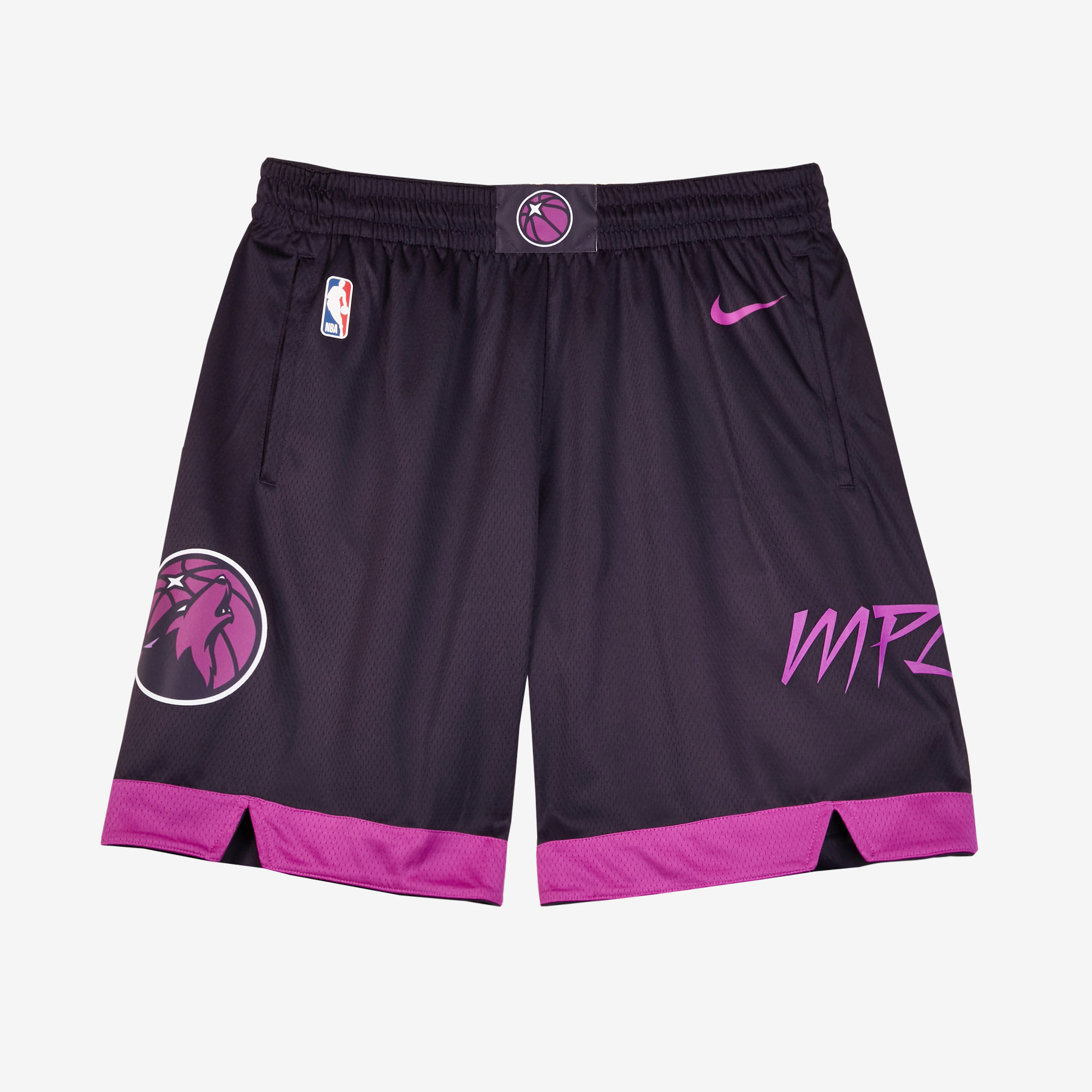 Nike Swingman Short 18 Minnesota Timberwolves 912126 524