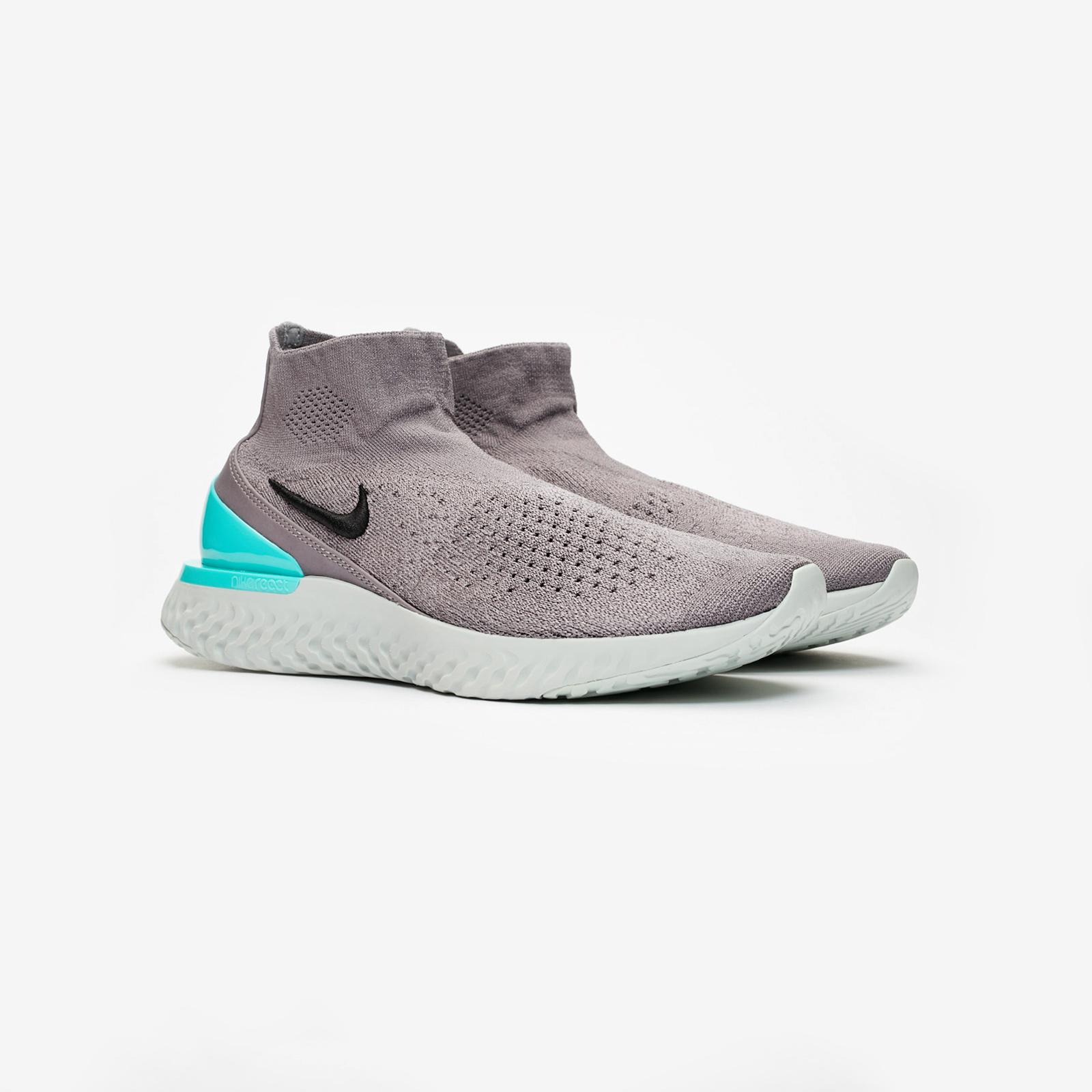7c329606b7ef Nike Rise React Flyknit - Av5554-002 - Sneakersnstuff