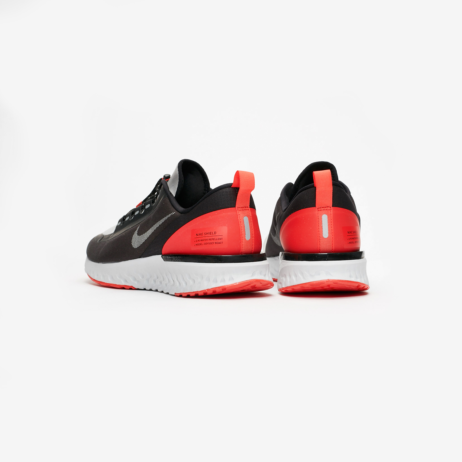 size 40 3d0d8 4eb88 Nike Odyssey React Shield QS - Bq9780-006 - Sneakersnstuff ...