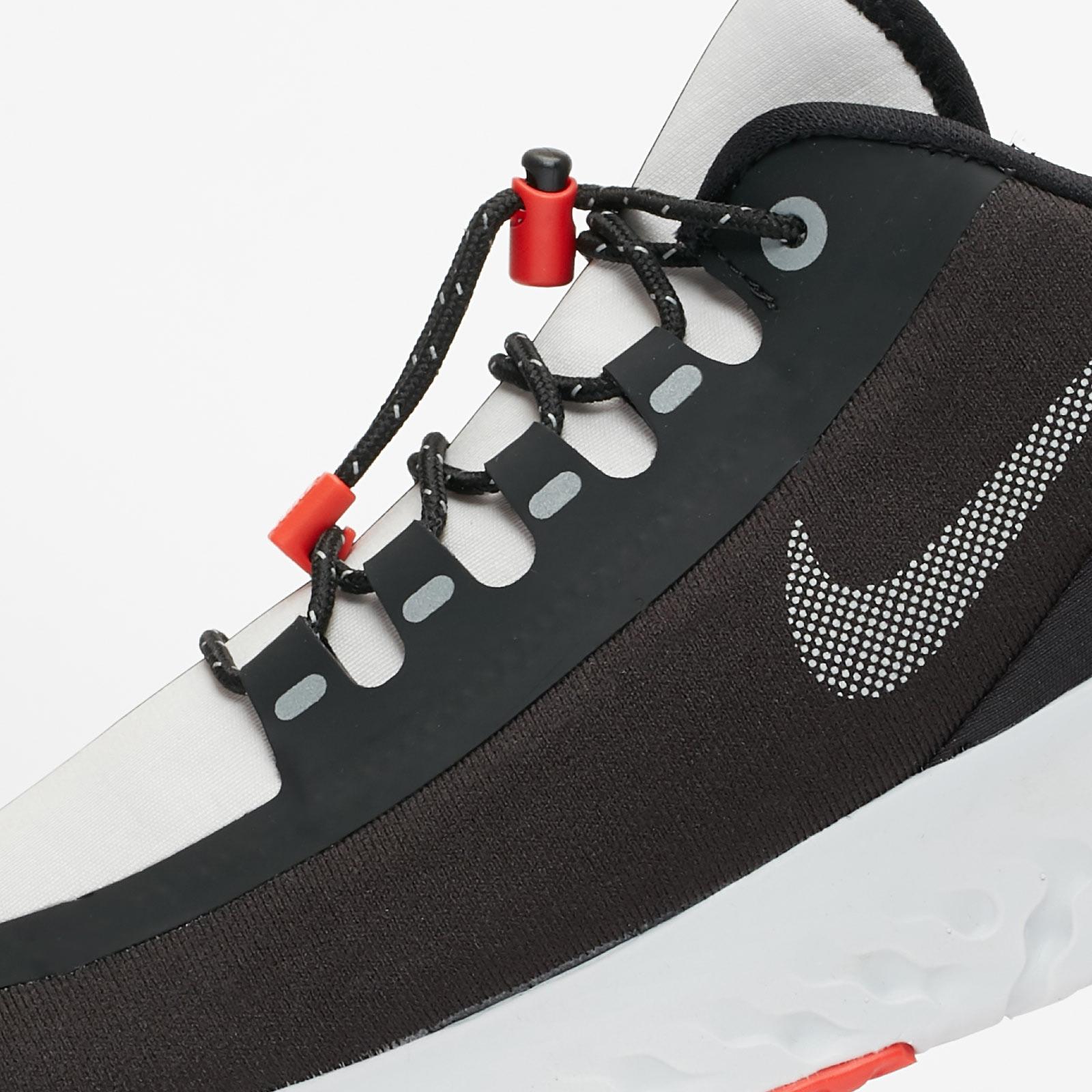 9d0bcff1ebed1 Nike Odyssey React Shield QS - Bq9780-006 - Sneakersnstuff ...