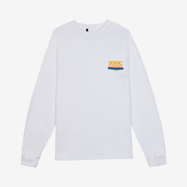 Snap Goes My Cap Washed Out L/S Shirt