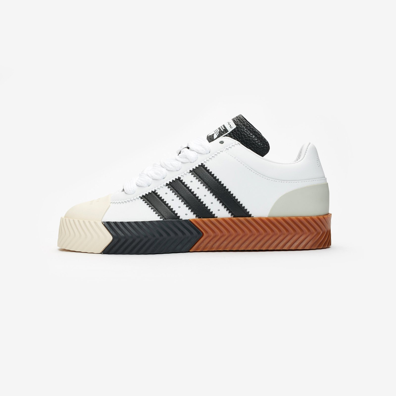 adidas Originals by AW Skate Super Shoes White | adidas US