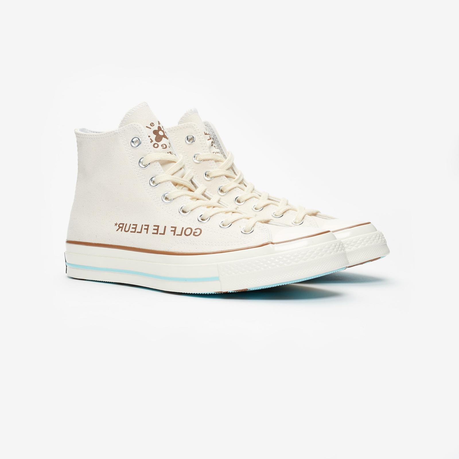 8bb074416657 Converse Chuck 70 Hi x Golf Le Fleur - 163170c - Sneakersnstuff ...