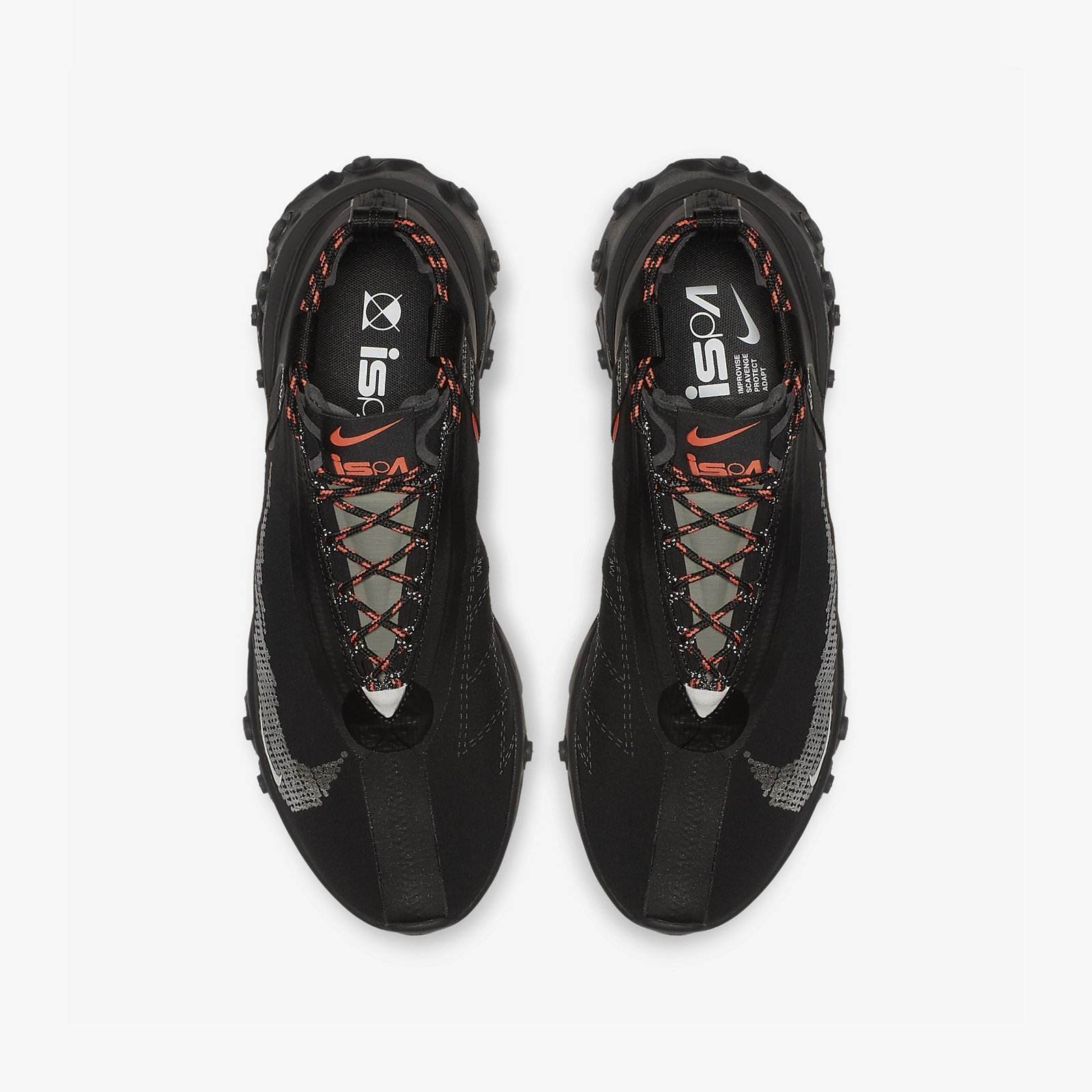 Nike React Runner Mid WR ISPA - At3143-001 - SNS | sneakers ...