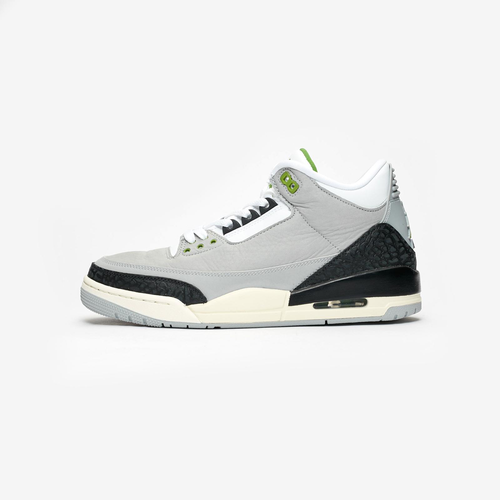 4f85e1eb5cbe69 Jordan Brand Air Jordan 3 Retro - 136064-006 - Sneakersnstuff ...