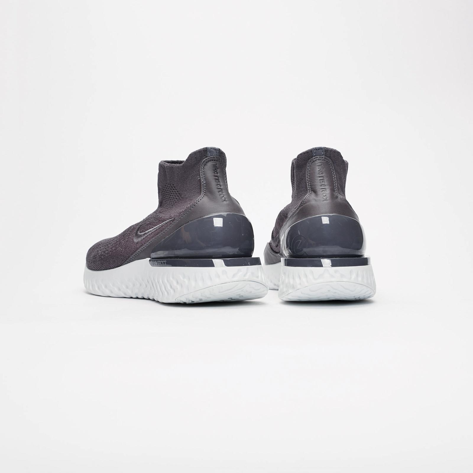 dd235d3e4bcd Nike Rise React Flyknit - Av5554-004 - Sneakersnstuff