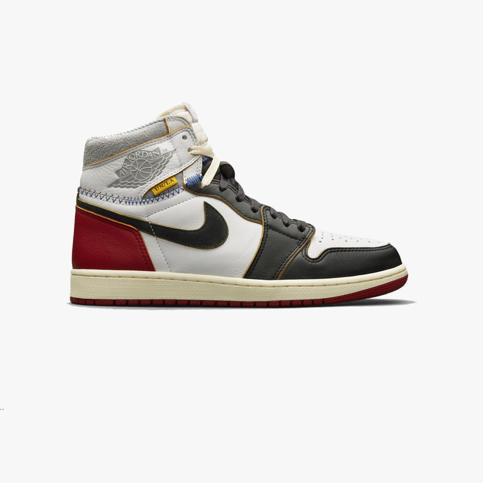 official photos db33d 1c286 Jordan Brand Air Jordan 1 Retro Hi NRG / Union - Bv1300-106 ...
