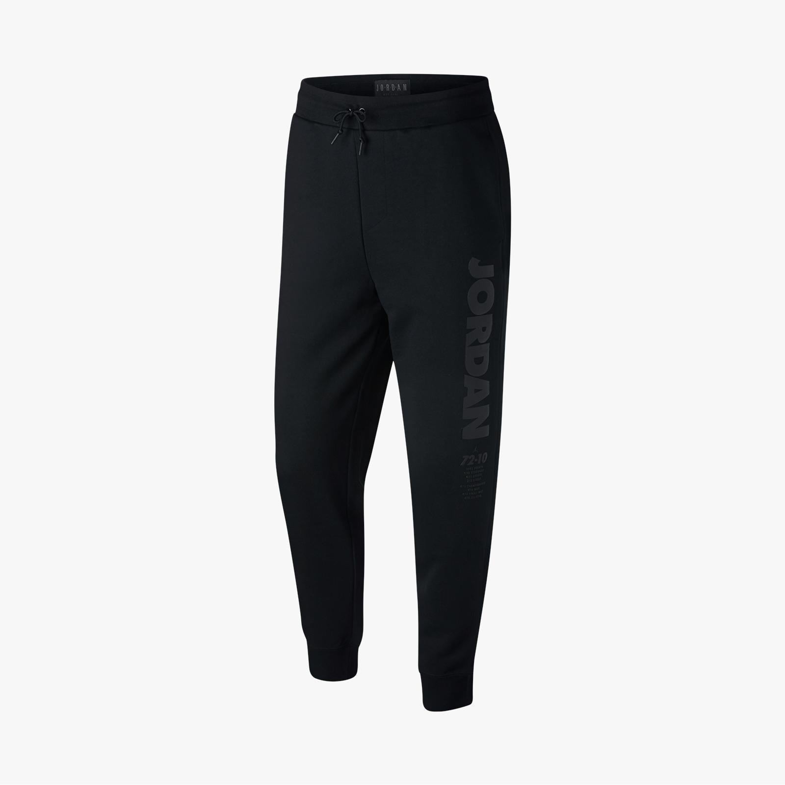 a8f75b6452297d Jordan Brand Legacy AJ11 Fleece Pant - Bq0195-010 - Sneakersnstuff ...