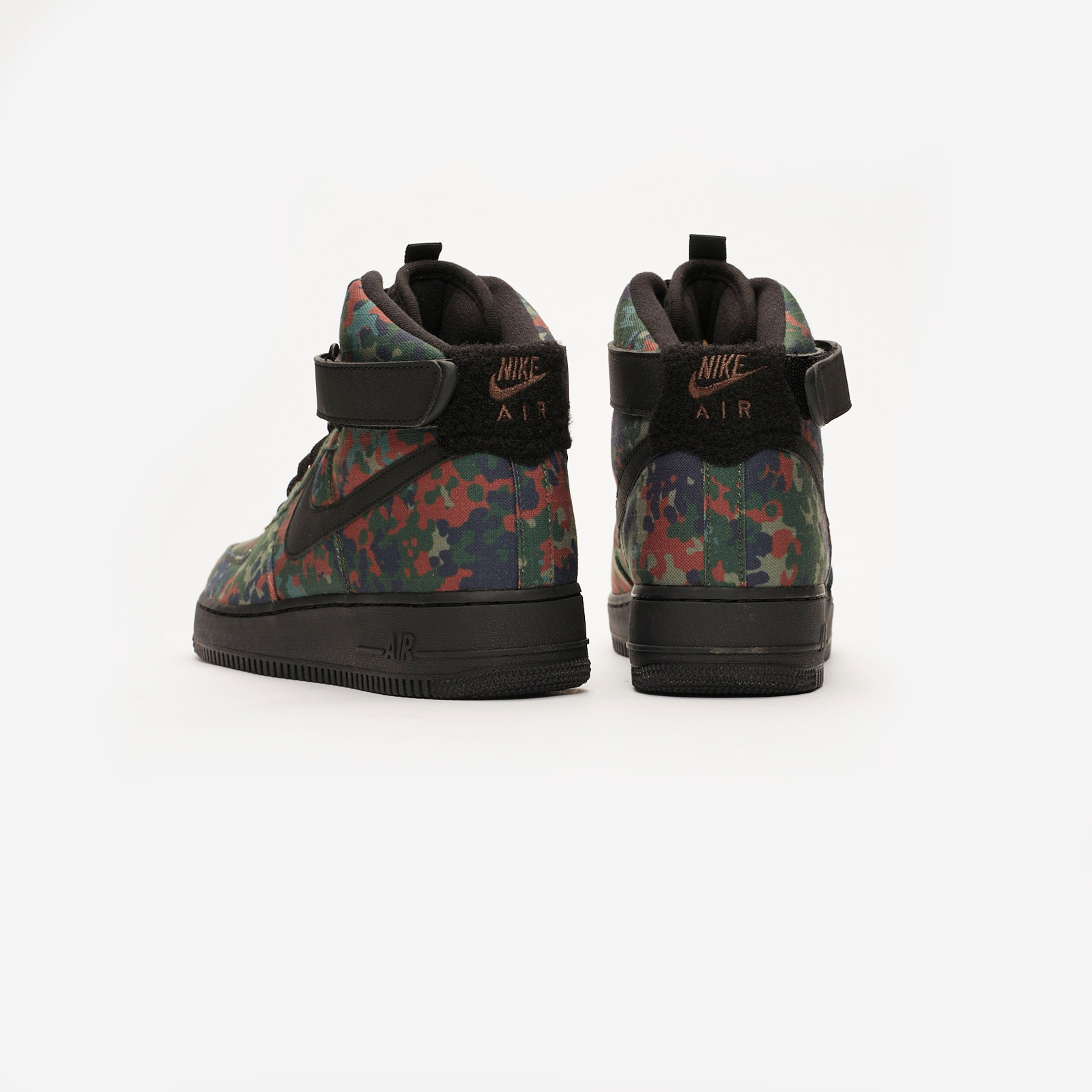 Women Stylish Nike Air Force 1 07 LV8 Shoes Camou Women