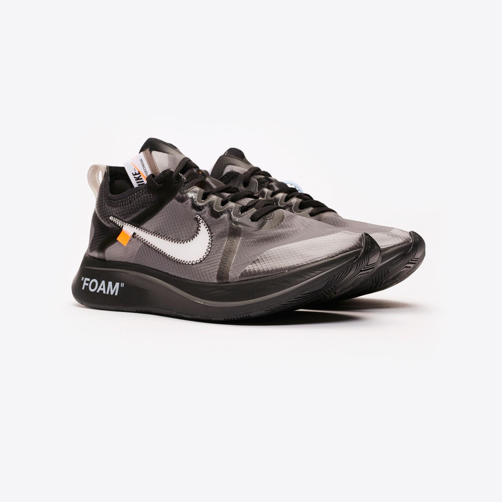 5cf6f08d6f0d1 Nike The 10  Zoom Fly - Aj4588-001 - Sneakersnstuff
