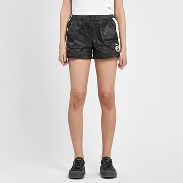 Tearaway Mini Shorts