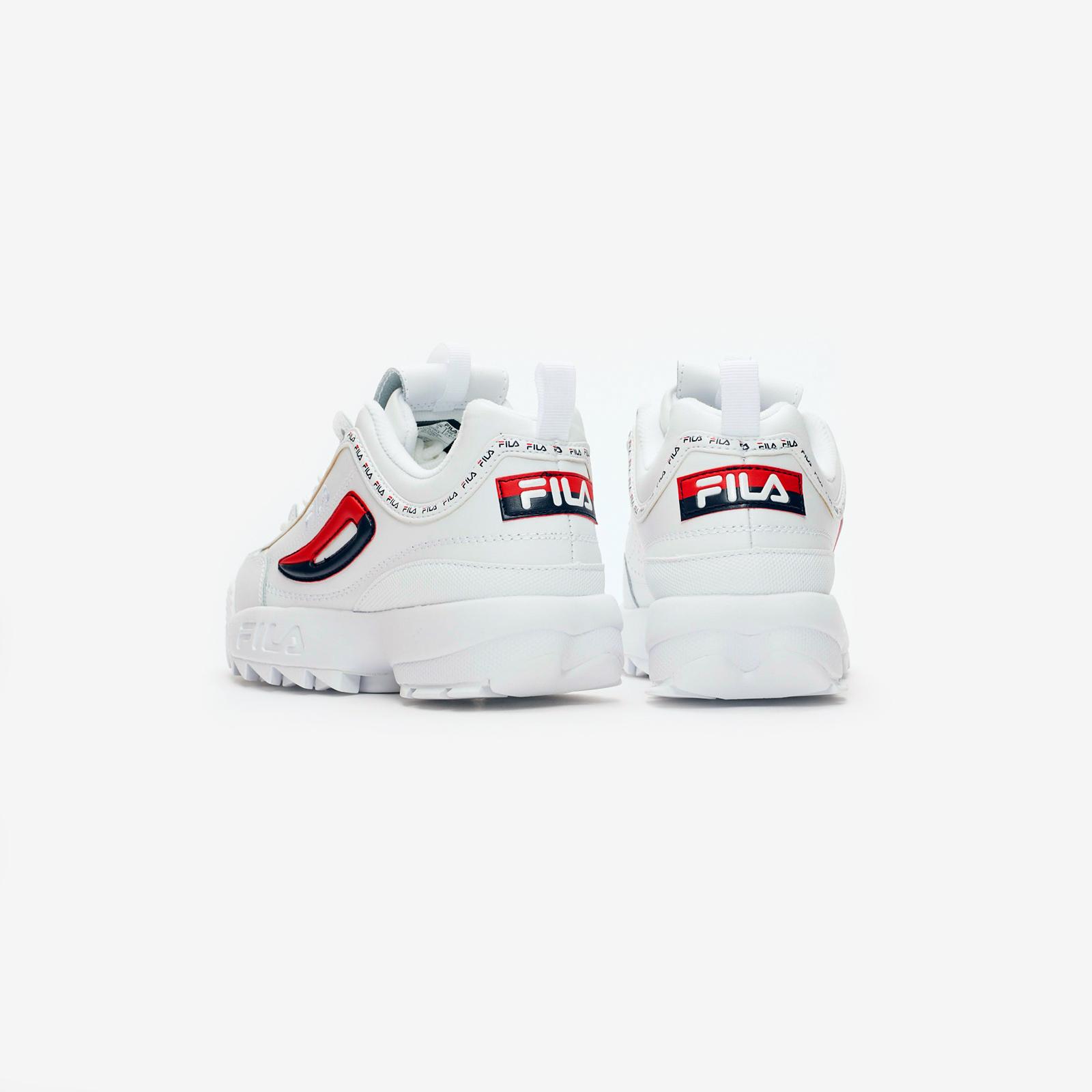 7fa2399652a Fila Disruptor II Premium Repeat - 5fm00079-125 - Sneakersnstuff ...