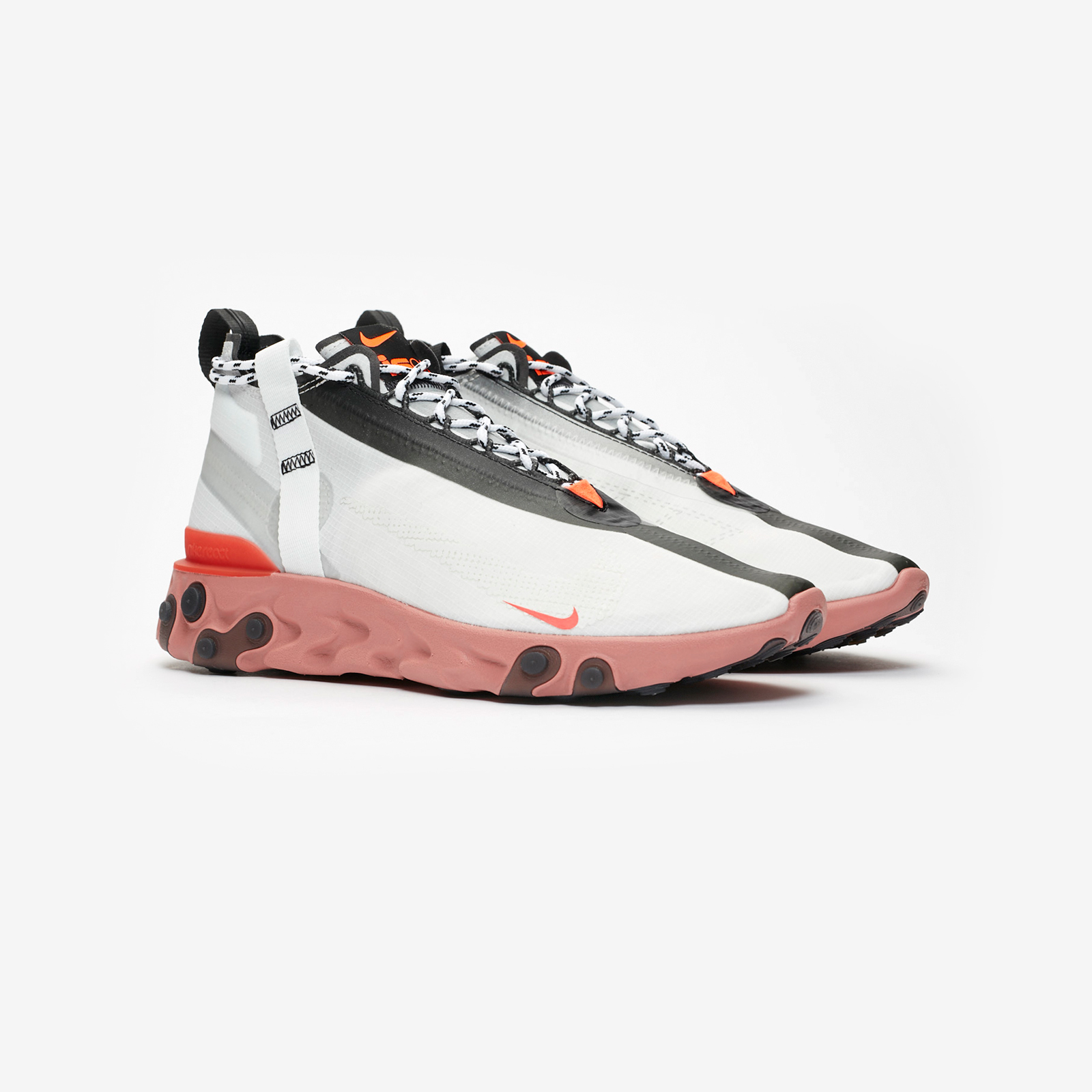 8d29dfa86a9374 Nike React Runner Mid WR ISPA - At3143-100 - Sneakersnstuff ...