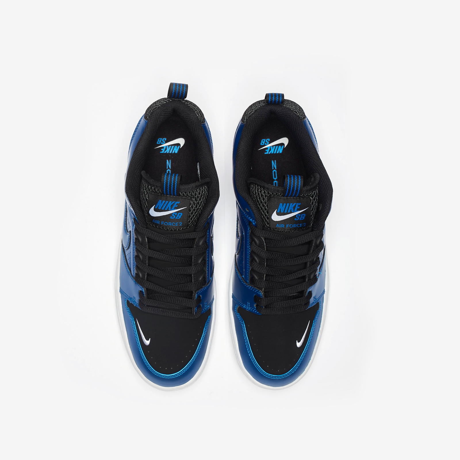 0554c481fec Nike SB Air Force Low II QS - Av3800-440 - Sneakersnstuff