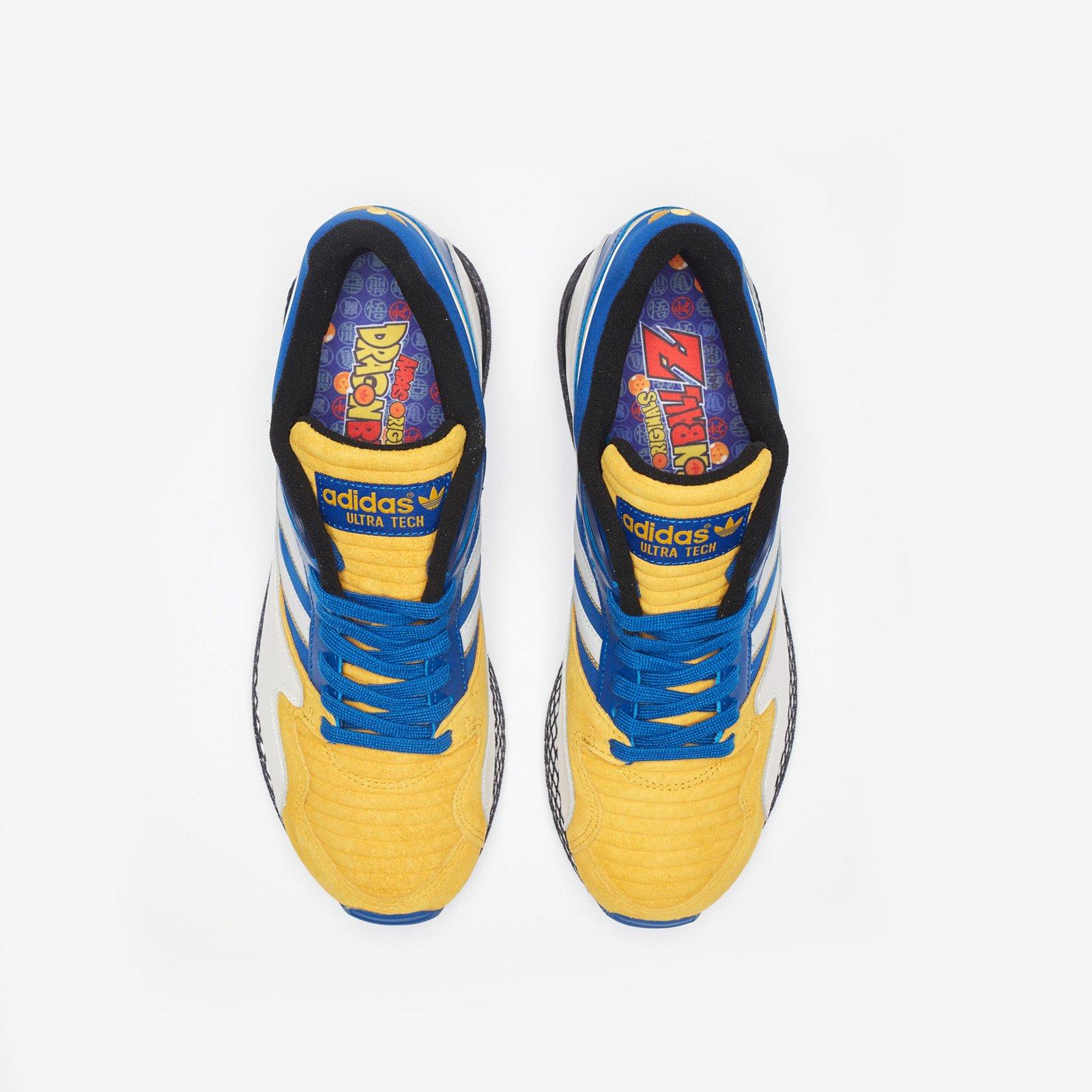 Z Ball Dragon x Originals Adidas Ultra 7.5 US 40 F Vegeta