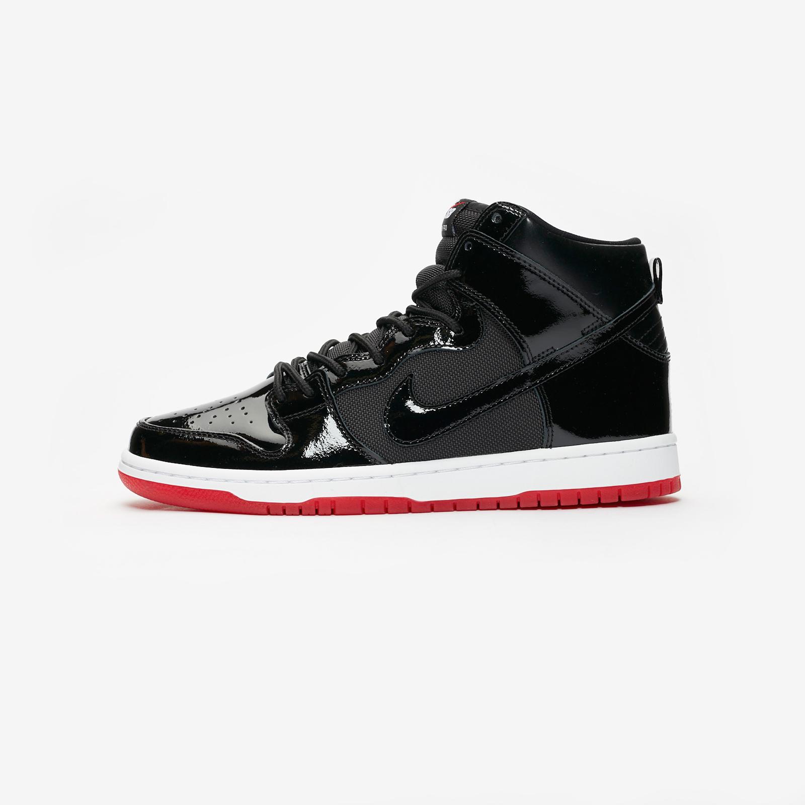 756530d46a10 Nike Zoom Dunk SB High TR QS - Aj7730-001 - Sneakersnstuff ...