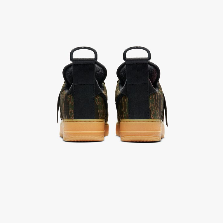 be4362385c35 Nike Air Force 1 Utility Low Premium x Carhartt WIP - Av4112-300 ...