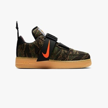 timeless design 3a4e0 17e12 Air Force 1 Utility Low Premium x Carhartt WIP