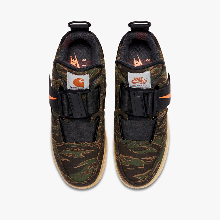 Nike Sportswear Air Force 1 Utility Low Premium x Carhartt WIP - 7
