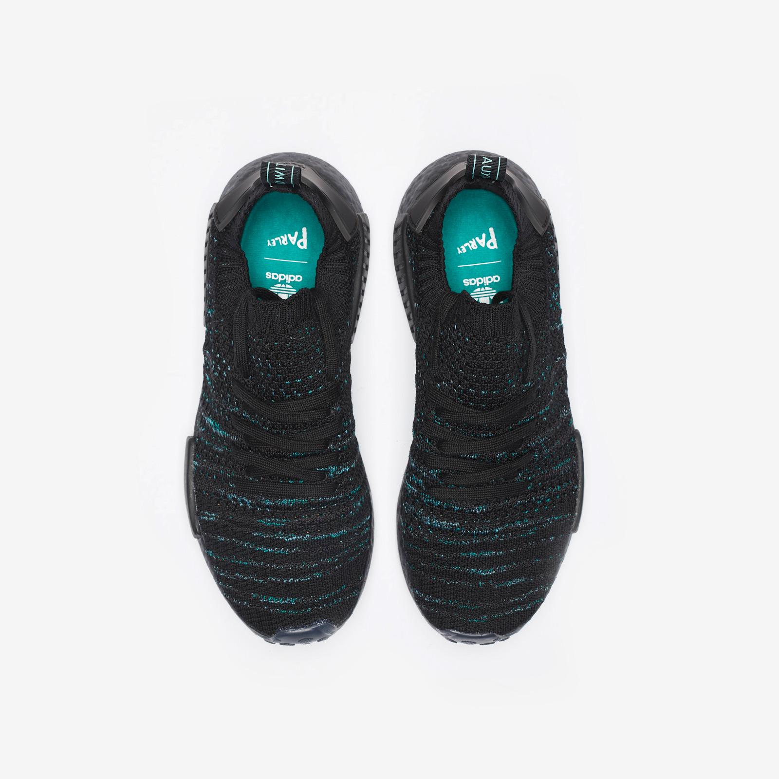 82af64a1c80 adidas NMD R1 STLT Parley PK - Aq0943 - Sneakersnstuff