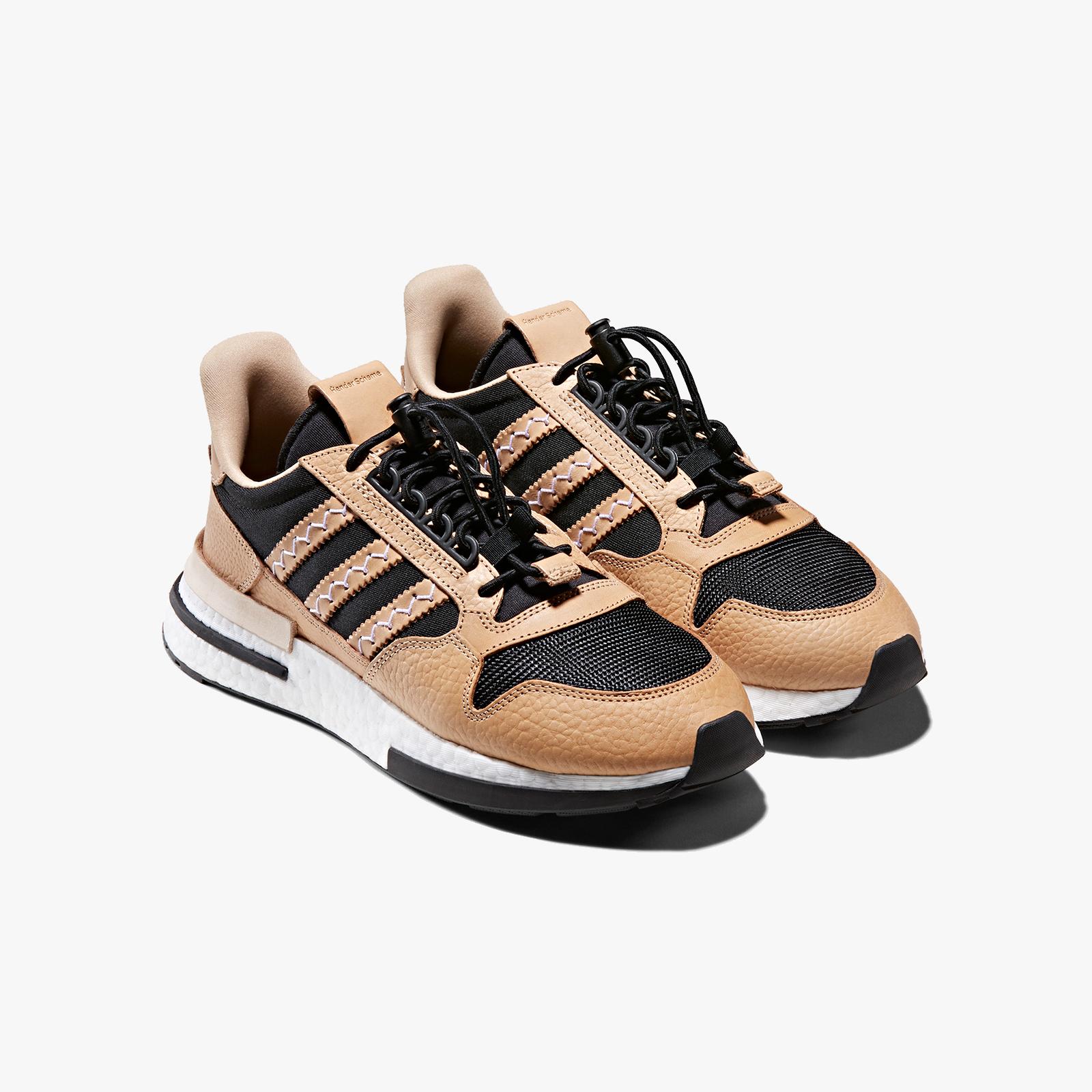 e05aef3b3e2e0 adidas ZX 500 RM MT x Hender Scheme - F36045 - Sneakersnstuff ...
