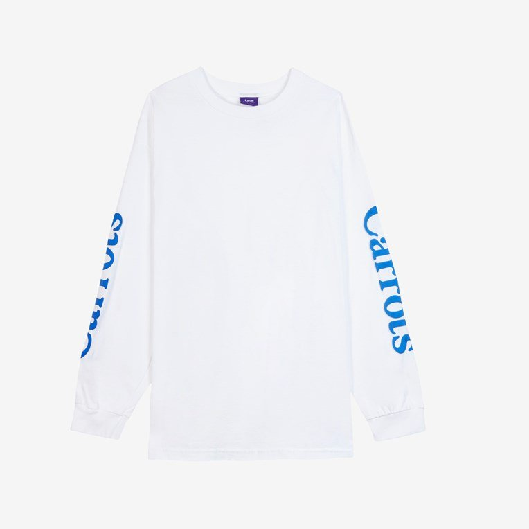 Carrots Wordmark Longsleeve