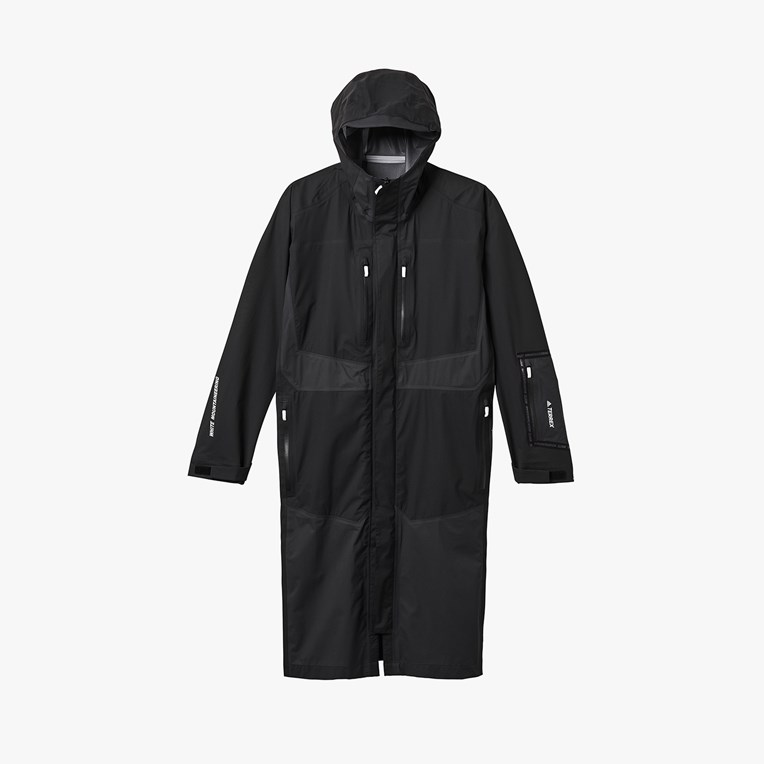 adidas Consortium 3L Long Jacket x White Mountaineering