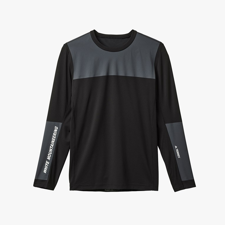 adidas Consortium Agravic Bonded LS x White Mountaineering