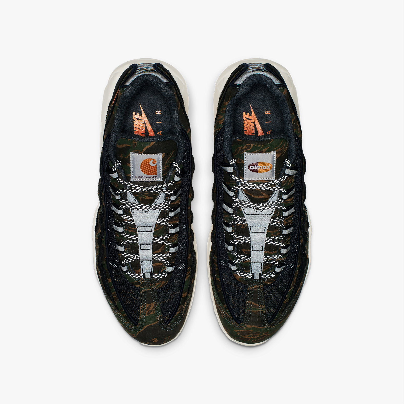 Nike Air Max 95 x Carhartt WIP Av3866 001 Sneakersnstuff