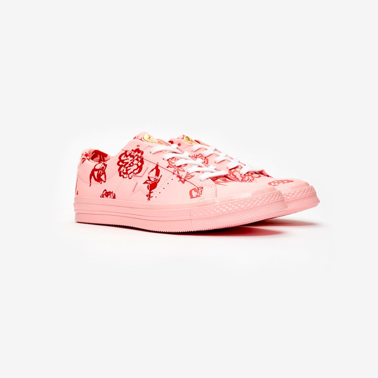 Converse One Star Ox x Shrimps