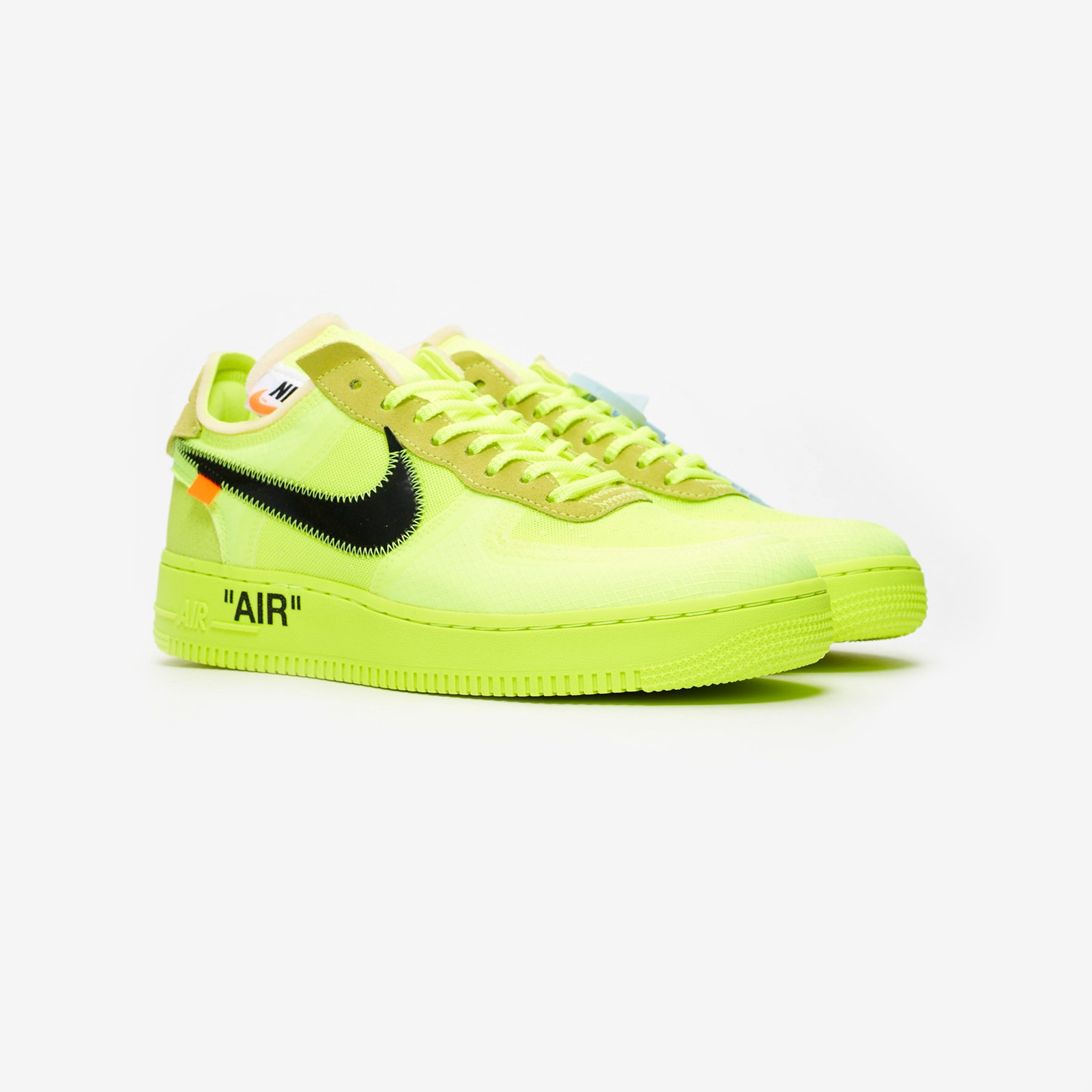 classic fit 5d785 76c23 Nike The 10: Air Force 1 Low - Ao4606-700 - Sneakersnstuff ...