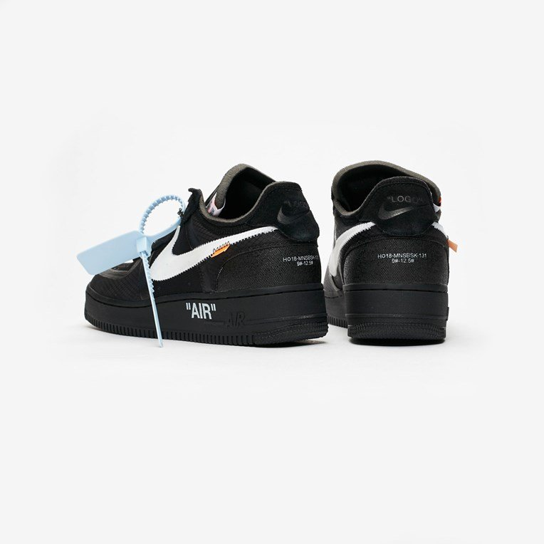 Nike Sportswear The 10: Air Force 1 Low - 2