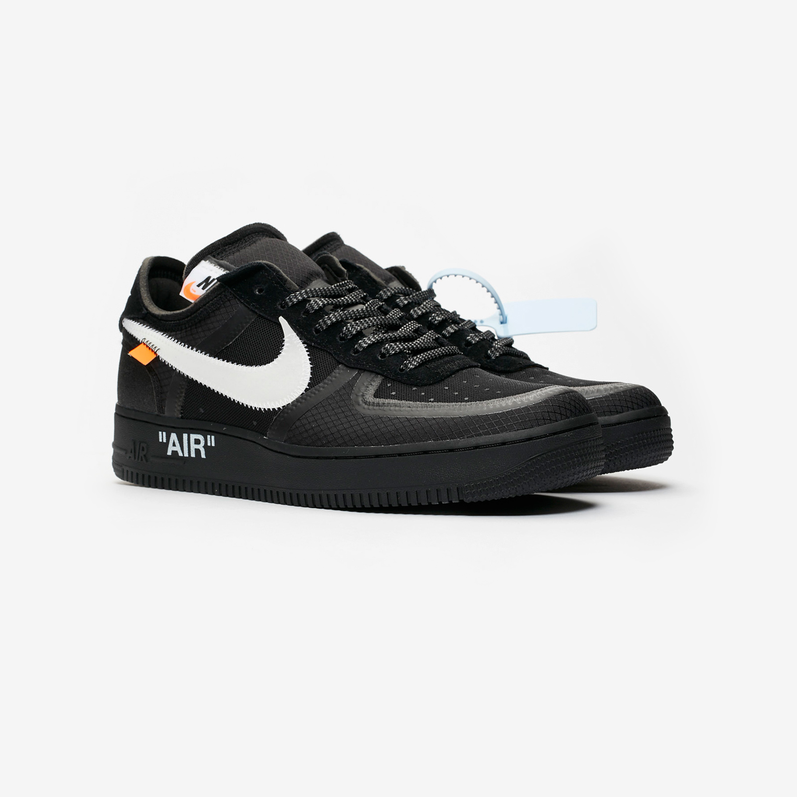 fe68eb1c53f Nike The 10  Air Force 1 Low - Ao4606-001 - Sneakersnstuff ...