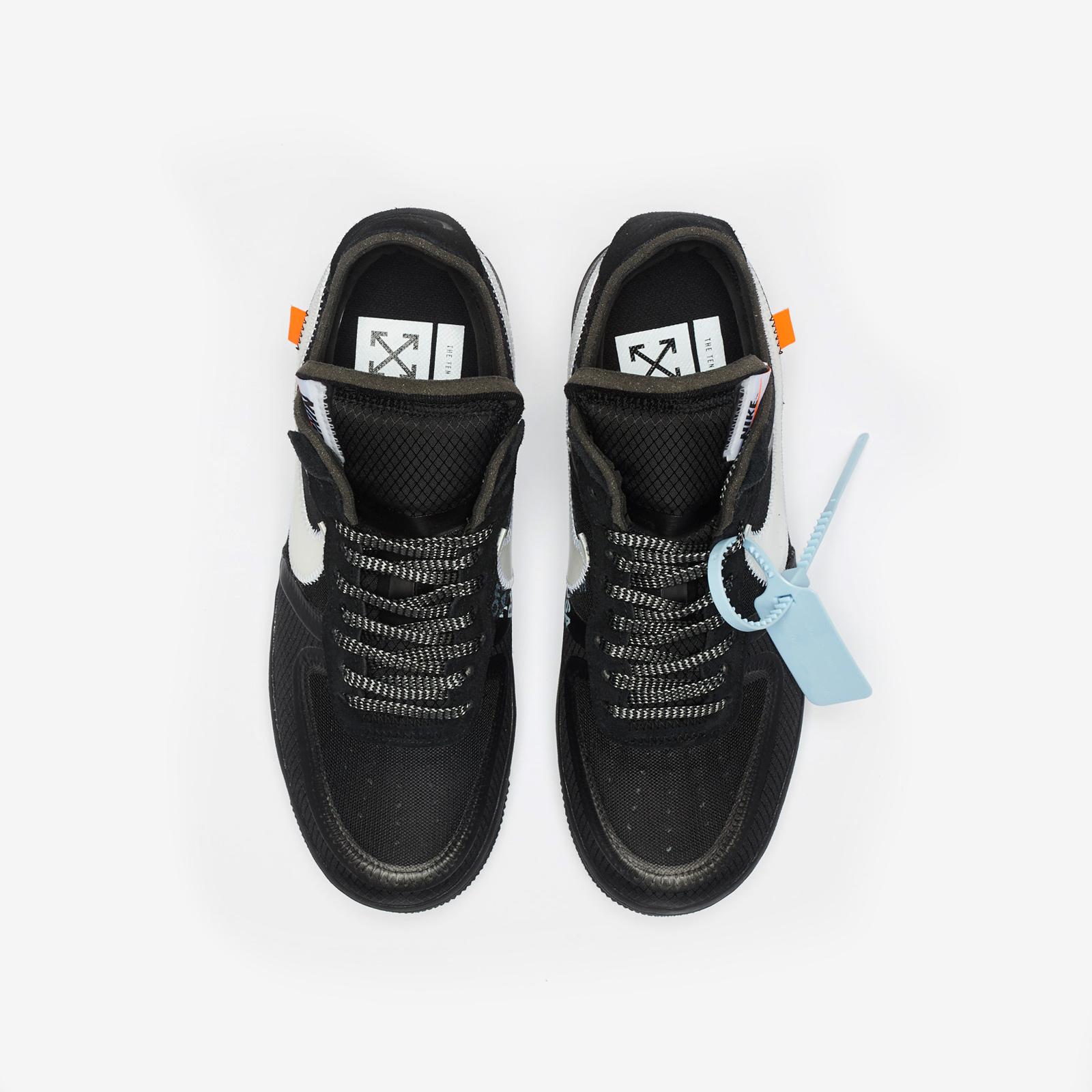 new styles 6738f dbfce Nike Sportswear The 10  Air Force 1 Low - 7. Close