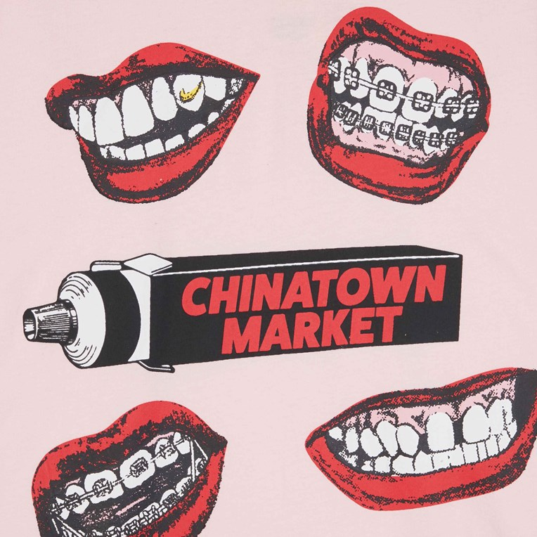 Chinatown Market Mouth Long Sleeve - 2