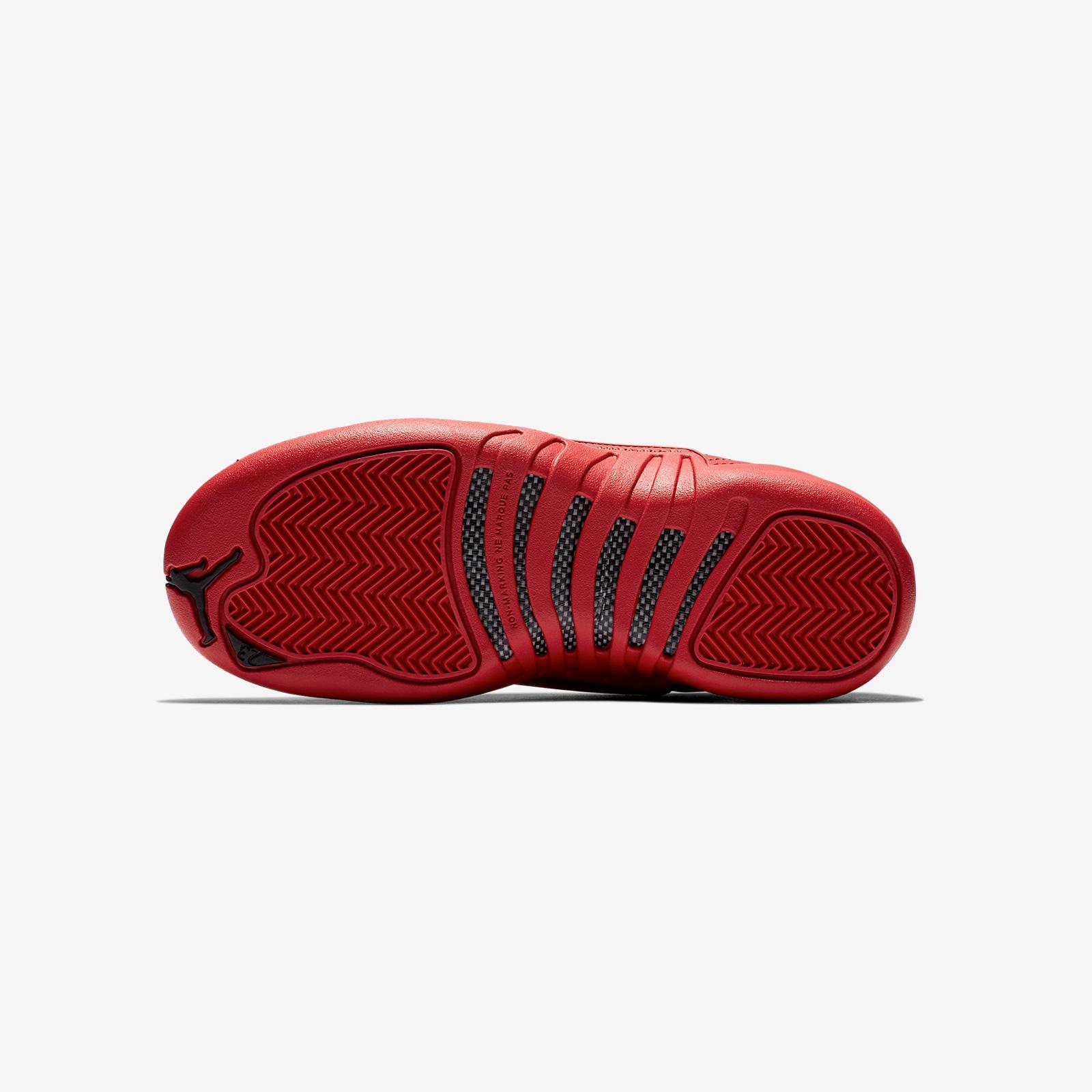 fd142cc5172a Jordan Brand Air Jordan 12 Retro (GS) - 153265-601 - Sneakersnstuff ...
