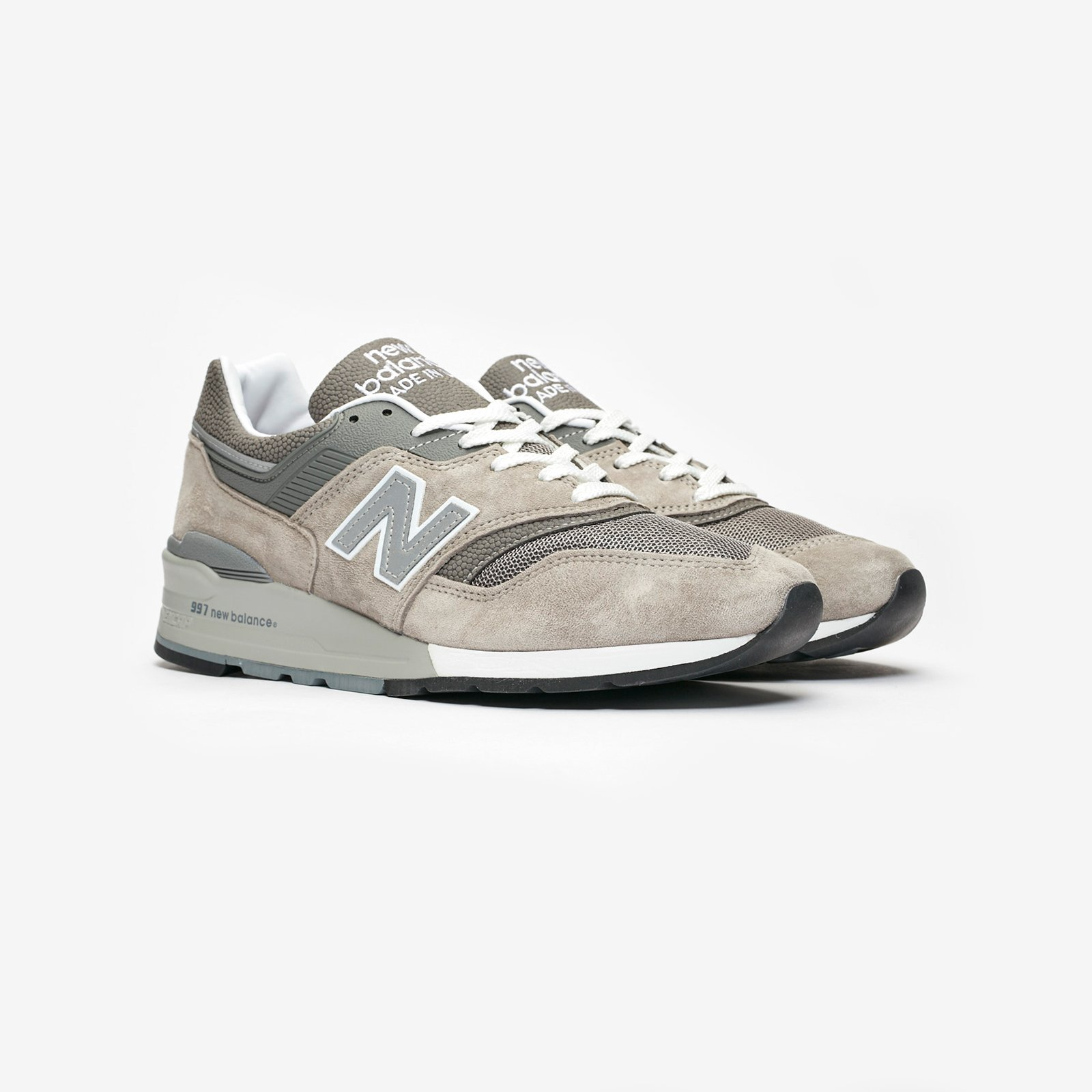 outlet store 65c9f 8439f New Balance M997 - M997gy - Sneakersnstuff | sneakers ...